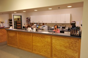 somerset front desk