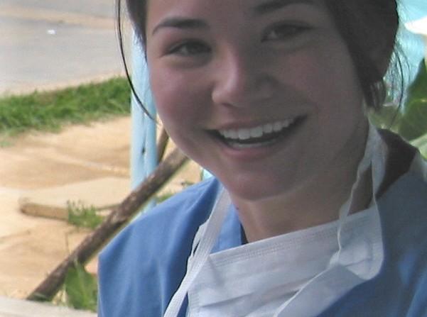 Julia in Peru