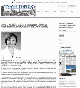 dr miekziak town topics